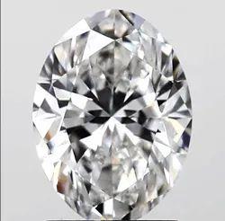 Oval Cut 1.50ct IGI Certified Diamond CVD E VVS2 Lab Grown Type2A