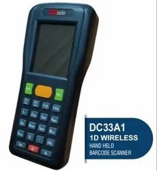 Handheld Wireless Data Collector, Dcode DC33A1