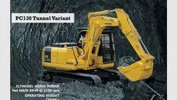 Small Boom PC 130 Excavator (Poclain)