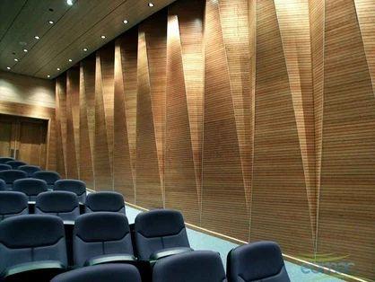 Strip Walls Paneling Auditorium Acoustics Tughlakabad