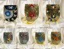 Designer Mosaic Clutch