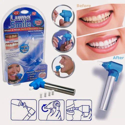 Luma Smile Tooth Polisher, Usage: Hospital, Clinical, Rs 140 /piece | ID:  17632997030