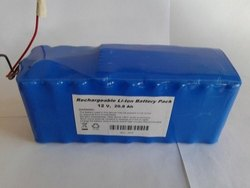 Lithium Ion Battery Pack For Solar Street Light 11.1 V, 12.8 V
