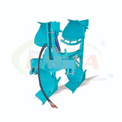 URP SC-40 Single Cylinder 2 Bottom Reversible Plough