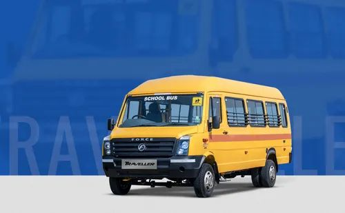 Diesel Force Traveller 26 School Bus