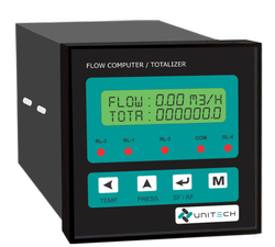 GAS Flow Indicator & Totalizer