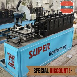 6 Roll Rolling Shutter Machine