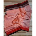 Ladies Tissue Linen Saree