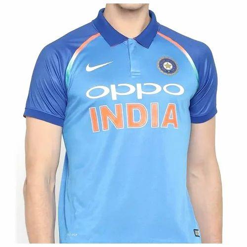 55e449e1 Dry Fit Nike ODI Cricket T-Shirt, Rs 4000 /piece, Gautam Store | ID ...