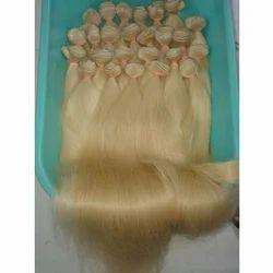 Blonde Straight Remy Hair