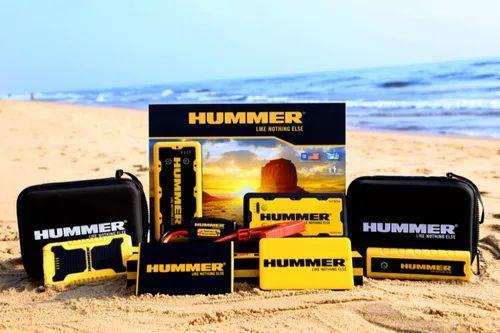Jump Starter Lithium-ion HUMMER Jump Starter, 226 Grams, For Battery Jump Start
