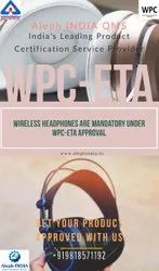 WPC-ETA Approval for Headphones