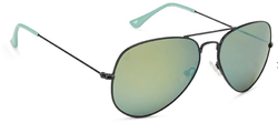 2b106f92fc8 vincent Sunglasses - Vincent ChaseBlack Blue Mirror Full Rim Aviator Shape  Medium (Size-58) POPSTAR VC 5158-1120 U1 Sung Retailer from Bhopal