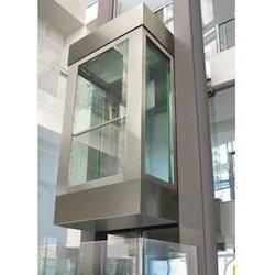 Mall Glass Elevator