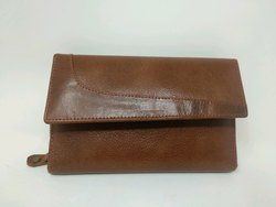 Ladies Brown Wallet