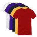 100% Plain Premium Cotton T Shirts