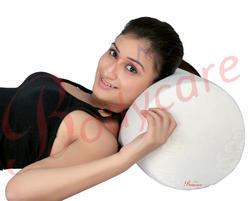 Cervical Pillow Contoured  Round-Latex