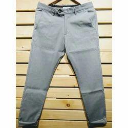Cotton/Linen Mens Jogger Pant