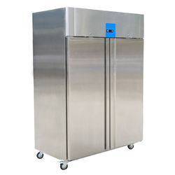 Steel Door Commercial Refrigerator