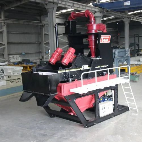Sand Washing Unit With Hydrocyclone Two Product
