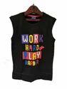 Kids Boy Sleeveless T shirt