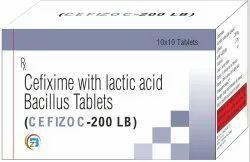 Cefixime & Lactic Acid Bacillus Tablets