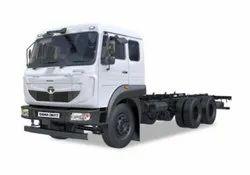 TATA LPT 2821 Cowl & Signa 2821.T BS6 5L Turbotronn Rigid Trucks, Engine Capacity: 100k Km
