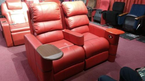 Leather Recliner Sofa For Home Theater Rs 75000 Piece Kq Seats