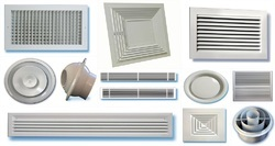 Air Conditioner Grill Diffusers, Slot