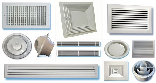Air Conditioner Grill Diffusers Slot Rs 270 Square Feet