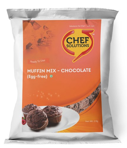 Chef Solutions Muffin Mix (Egg-Free) Chocolate