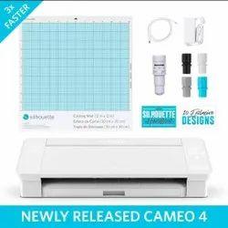 Silhouette Cameo 4 Desktop Cutting System