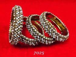 Wedding Designer Metal Kangan For Ladies