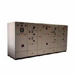 Main LT Control Panel.