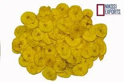 Nikosi Crispy Rosted Banana Chips, Packaging Type: Packet
