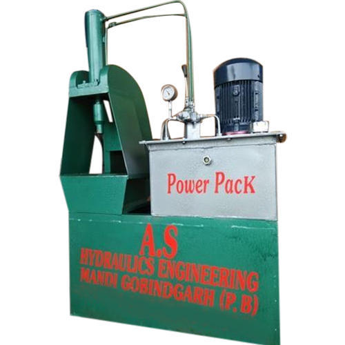 Hydraulic Alternate Open Copper Recycling Machine