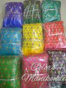 Embroidery Fancy Silk Fabric