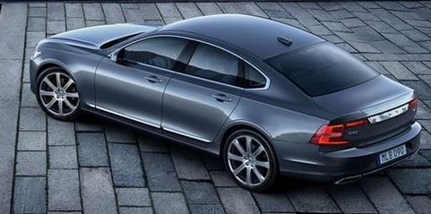 Volvo S90 Car Motorcycles And Cars Volvo Auto India Pvt Ltd In
