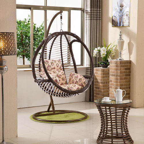 Hanging Swing Carry Bird Brown Hanging Chair Manufacturer From Bengaluru