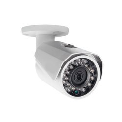 CCTV Night Vision Bullet Camera, Camera Range: 20m