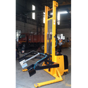 Reel Handling Stacker _ Core Clamp