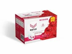 Reyo Premium Cotton Sanitary Napkins