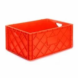 Double Plastic Crate