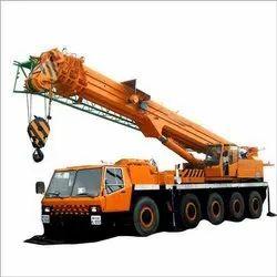 Crane Rental Services, Lifting Capacity: 7tons to 50 tons