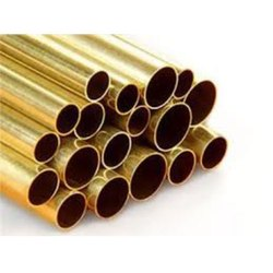 Cylindrical Brass Tube, For Industry