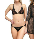 Ladies Designer Black Bikini