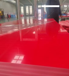 Glossy Coloured PVC Sunboards