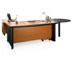 Brown Maestro Office Desk