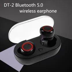 Tws dt-2 blutooth wireless earphone