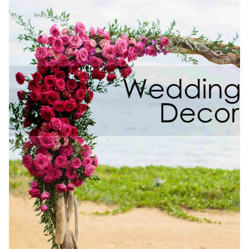 Artificial Flowers And Wedding Decor